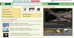 World Book Student Screenshot